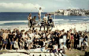 Bondi Board Riders