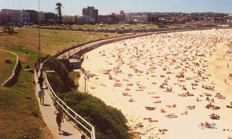 Bondi Beach and Park