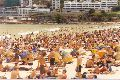 Christmas at Bondi Beach 2001