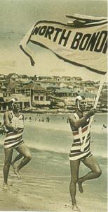 North Bondi Surf Club Team