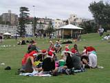 Christmas at Bondi Beach 2007