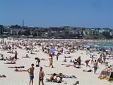 Christmas at Bondi Beach 2010