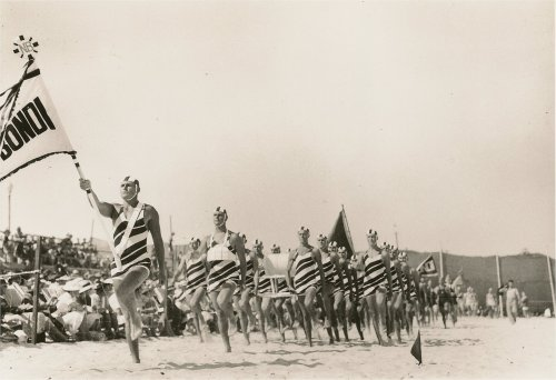 North Bondi March Past 1937