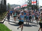City to Surf in 2004